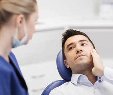 Dealing With Pain Following Root Canal Therapy