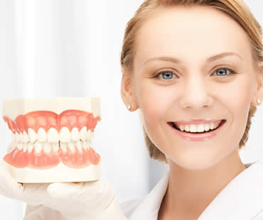 Maintaining Your Dentures
